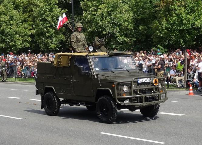 Cuộc diễu hành quân đội Ba Lan ở Warsaw ảnh 22