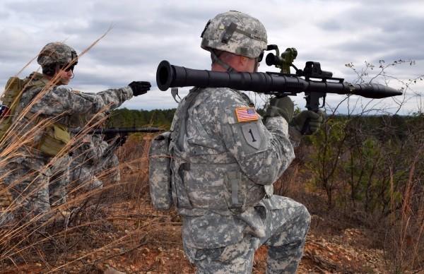 Súng phóng lựu Nga chọc thủng bất cứ thiết giáp nào ảnh 2