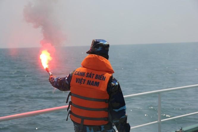 Cảnh sát biển Việt - Ấn huấn luyện chung ảnh 4