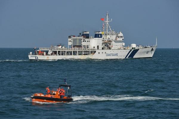 Cảnh sát biển Việt - Ấn huấn luyện chung ảnh 10