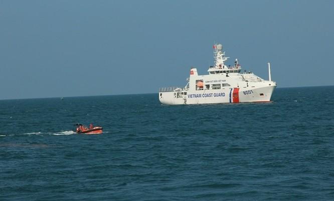 Cảnh sát biển Việt - Ấn huấn luyện chung ảnh 13
