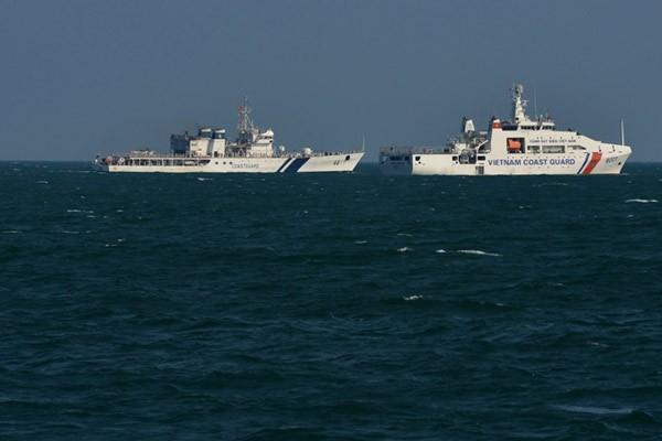 Cảnh sát biển Việt - Ấn huấn luyện chung ảnh 14