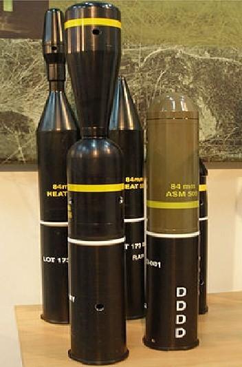 Súng phóng lựu 84-mm M2 / M3 Carl Gustaf của NATO có gì khác B41? ảnh 3
