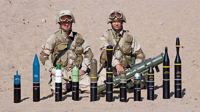 Súng phóng lựu 84-mm M2 / M3 Carl Gustaf của NATO có gì khác B41? ảnh 4