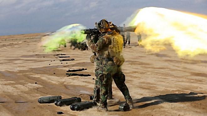 Súng phóng lựu 84-mm M2 / M3 Carl Gustaf của NATO có gì khác B41? ảnh 7