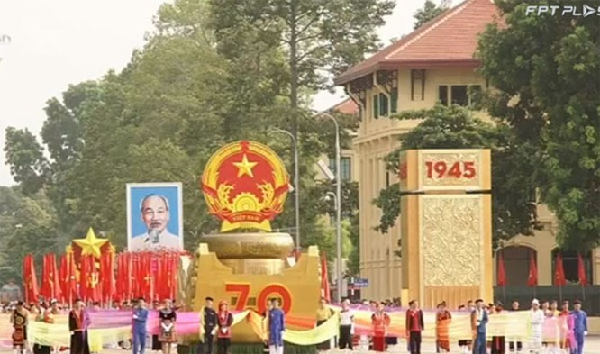 Lực lượng quân đội diễu binh qua lễ đài mừng Quốc khánh 2/9 ảnh 35