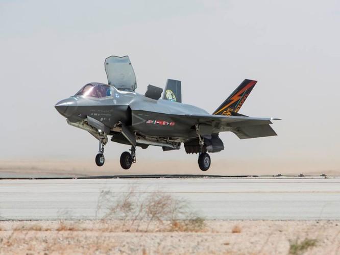 F-35 Lightning II luyện kỹ năng không chiến chống tiêm kích Nga ảnh 9