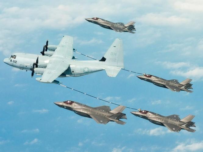 F-35 Lightning II luyện kỹ năng không chiến chống tiêm kích Nga ảnh 23