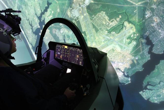 F-35 Lightning II luyện kỹ năng không chiến chống tiêm kích Nga ảnh 29