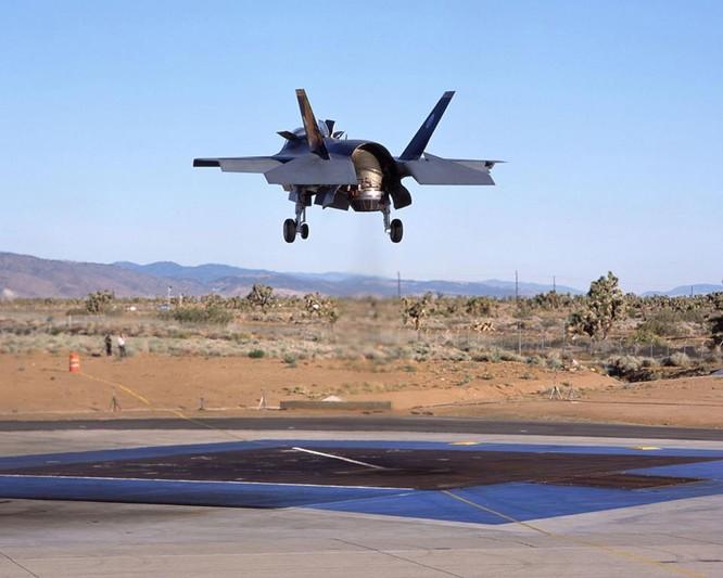 F-35 Lightning II luyện kỹ năng không chiến chống tiêm kích Nga ảnh 34