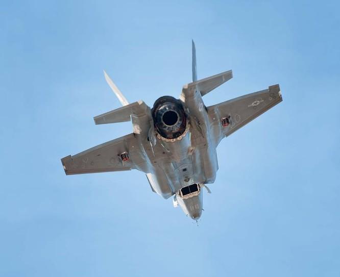 F-35 Lightning II luyện kỹ năng không chiến chống tiêm kích Nga ảnh 35