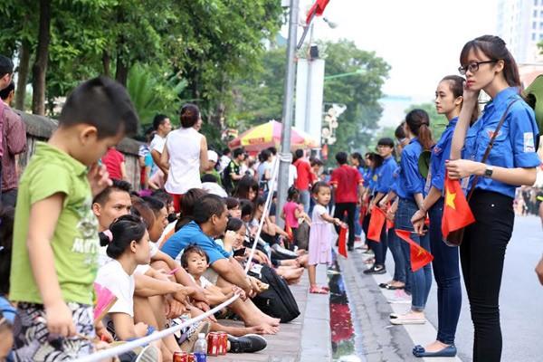 Lực lượng quân đội diễu binh qua lễ đài mừng Quốc khánh 2/9 ảnh 28
