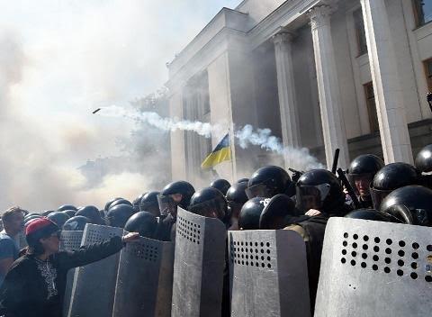 Huynh đệ tương tàn, Kiev đợi Maidan trở lại ảnh 4