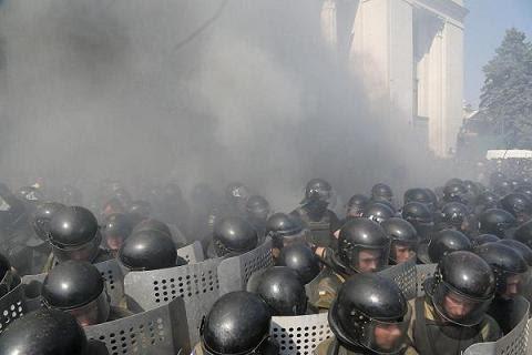 Huynh đệ tương tàn, Kiev đợi Maidan trở lại ảnh 5