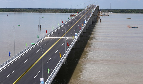 9 cây cầu giúp Đồng bằng sông Cửu Long 'cất cánh' ảnh 6