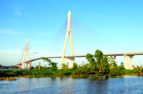 9 cây cầu giúp Đồng bằng sông Cửu Long 'cất cánh' ảnh 2