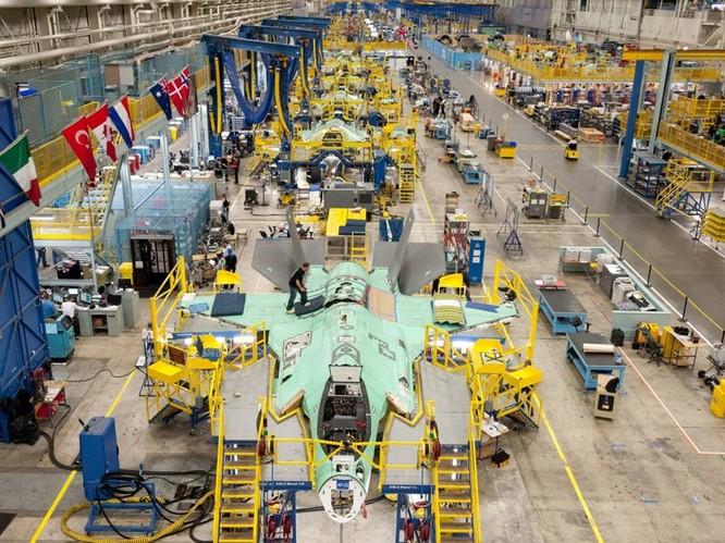F-35 Lightning II luyện kỹ năng không chiến chống tiêm kích Nga ảnh 14