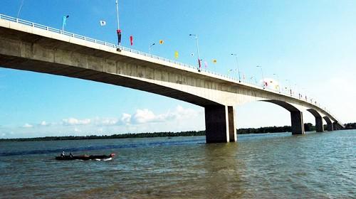 9 cây cầu giúp Đồng bằng sông Cửu Long 'cất cánh' ảnh 4