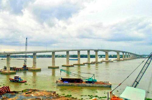 9 cây cầu giúp Đồng bằng sông Cửu Long 'cất cánh' ảnh 7