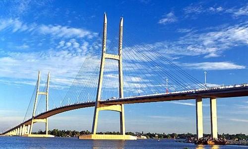 9 cây cầu giúp Đồng bằng sông Cửu Long 'cất cánh' ảnh 1