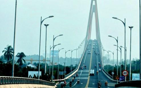 9 cây cầu giúp Đồng bằng sông Cửu Long 'cất cánh' ảnh 3