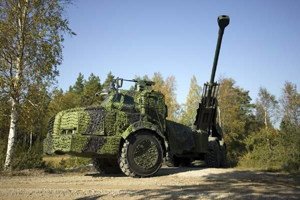 Khám phá uy lực hệ thống lựu pháo BAE - 155mm Archer Thụy Điển ảnh 3