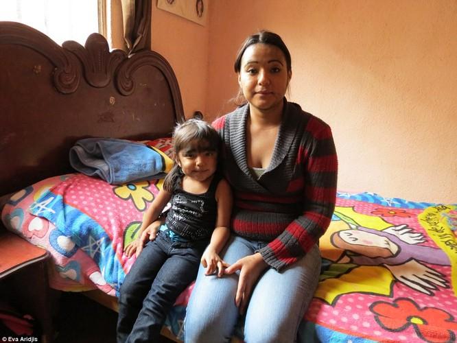 Kỳ dị gia đình Người Sói ở Mexico ảnh 13