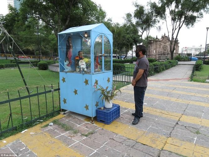 Kỳ dị gia đình Người Sói ở Mexico ảnh 17