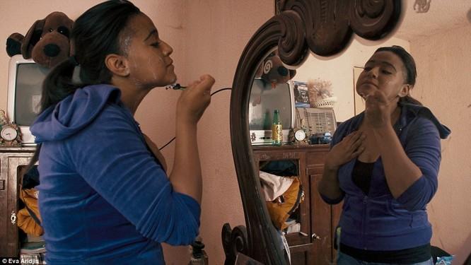 Kỳ dị gia đình Người Sói ở Mexico ảnh 20