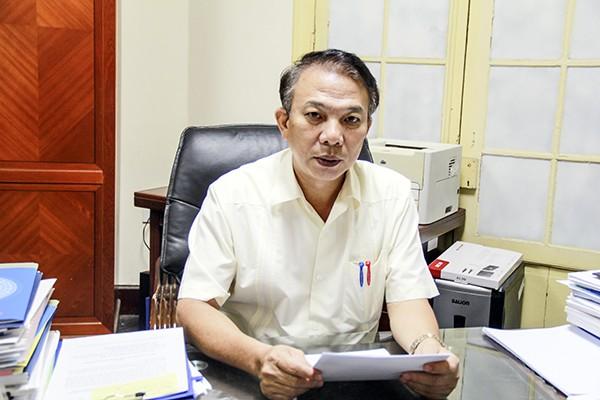 ông Mai Đức Chính, Phó Chủ tịch Tổng Liên đoàn Lao động Việt Nam