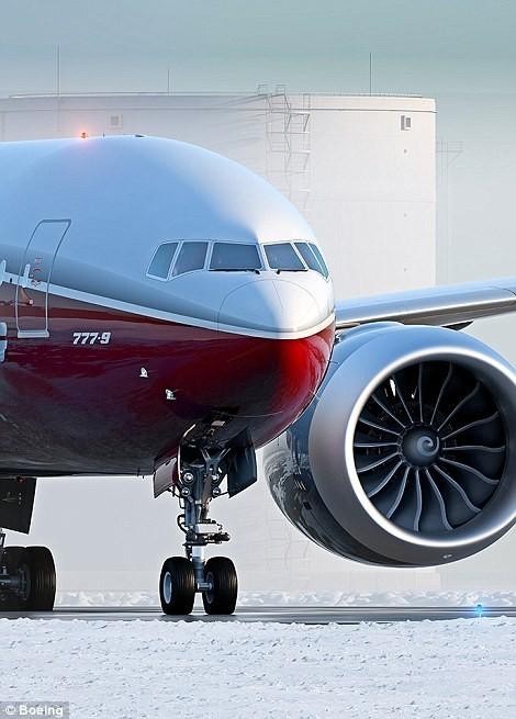 Khám phá máy bay chở khách lớn nhất thế giới - Boeing 777-9X ảnh 4