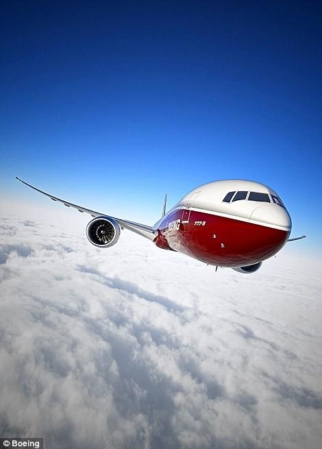 Khám phá máy bay chở khách lớn nhất thế giới - Boeing 777-9X ảnh 5