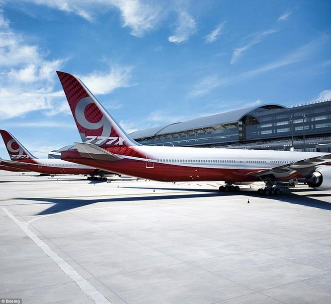 Khám phá máy bay chở khách lớn nhất thế giới - Boeing 777-9X ảnh 6