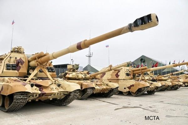 """Nga nâng cấp pháo tự hành thế hệ cũ """"Akatsiya"""" bằng trí tuệ nhân tạo ảnh 4"""