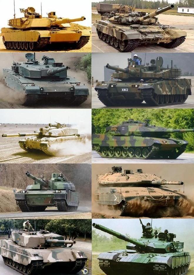 Xe tăng ZTZ-99 Trung Quốc có thật sự mạnh nhất thế giới (P2) ảnh 2