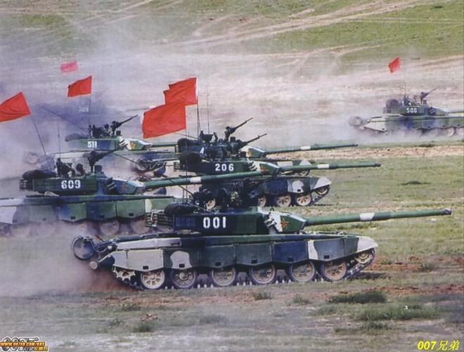 """Sự thật xe tăng chủ lực """"mạnh nhất thế giới"""" của Trung Quốc (P1) ảnh 1"""