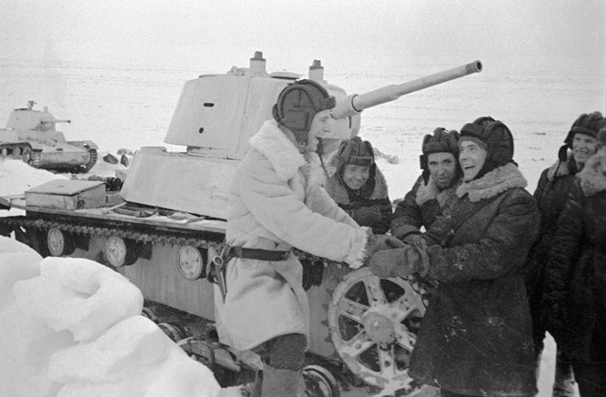 Lịch sử chế tạo xe tăng Nga qua ảnh ảnh 10