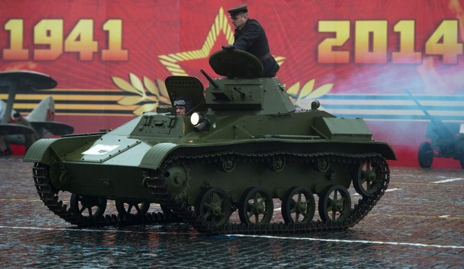 Lịch sử chế tạo xe tăng Nga qua ảnh ảnh 11