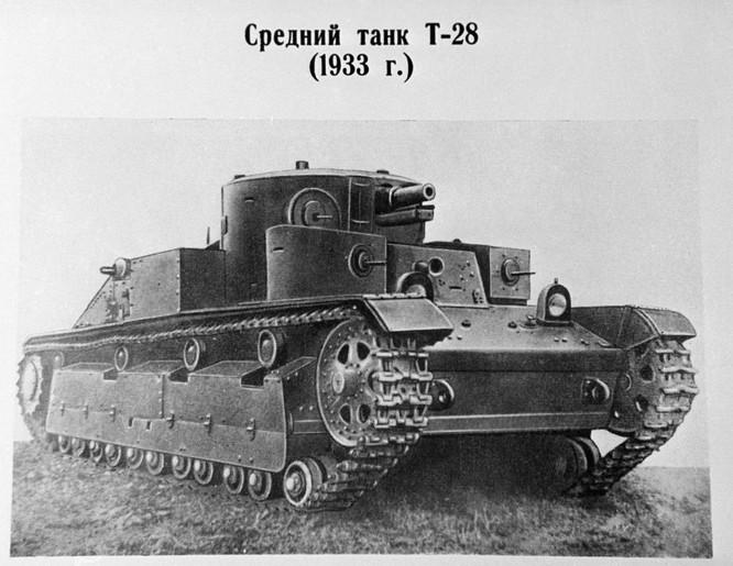 Lịch sử chế tạo xe tăng Nga qua ảnh ảnh 12