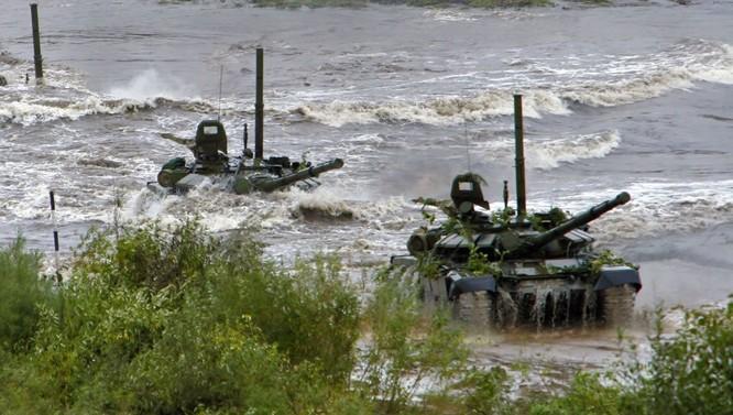 Lịch sử chế tạo xe tăng Nga qua ảnh ảnh 13