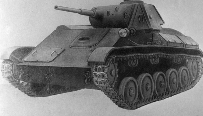 Lịch sử chế tạo xe tăng Nga qua ảnh ảnh 14