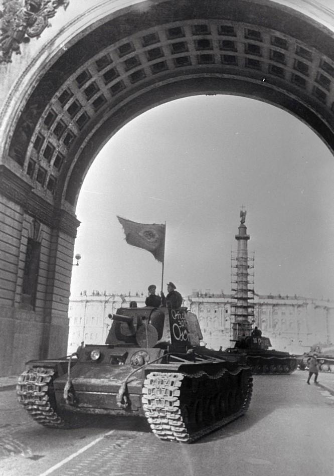 Lịch sử chế tạo xe tăng Nga qua ảnh ảnh 2