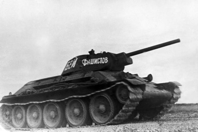 Lịch sử chế tạo xe tăng Nga qua ảnh ảnh 3