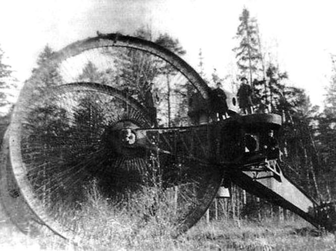 Lịch sử chế tạo xe tăng Nga qua ảnh ảnh 4