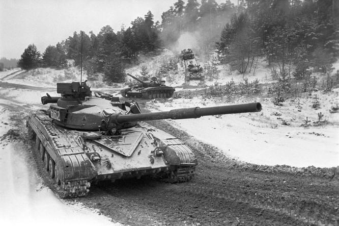 Lịch sử chế tạo xe tăng Nga qua ảnh ảnh 6