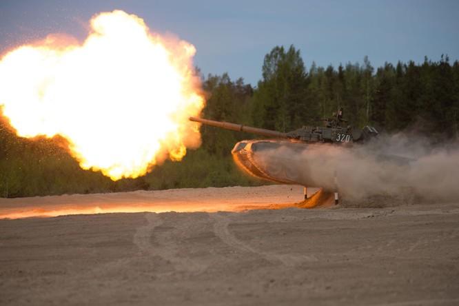 Lịch sử chế tạo xe tăng Nga qua ảnh ảnh 7