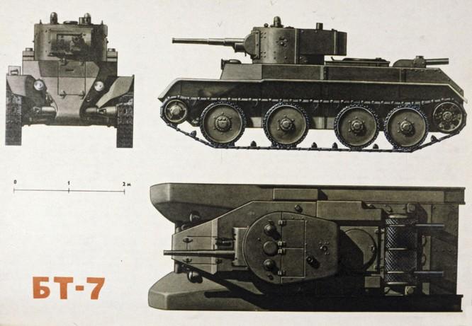 Lịch sử chế tạo xe tăng Nga qua ảnh ảnh 9
