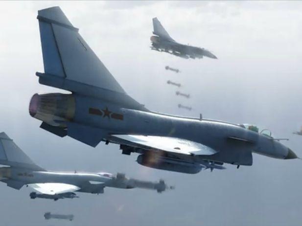 Trung Quốc tung video tấn công giả định căn cứ Mỹ ảnh 4