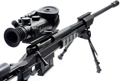 Súng trường bắn tỉa hàng đầu thế giới T-5000M ảnh 2
