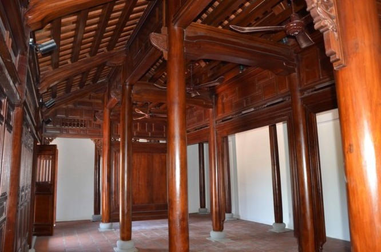 Ngắm khu lưu niệm ông Nguyễn Bá Thanh trước giờ mở cửa ảnh 4